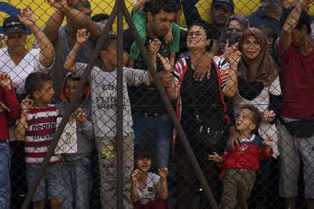 """V době takzvané uprchlické krize přispívala MF Dnes zhusta k vyvolávání nálad proti """"špatným"""" cizincům. Foto WMC"""