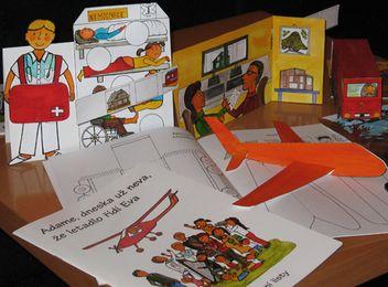 Harfenista, pilotka, kadeřník nebo ředitelka továrny: už v mateřské škole mohou děti přemýšlet o zaměstnání bez stereotypů