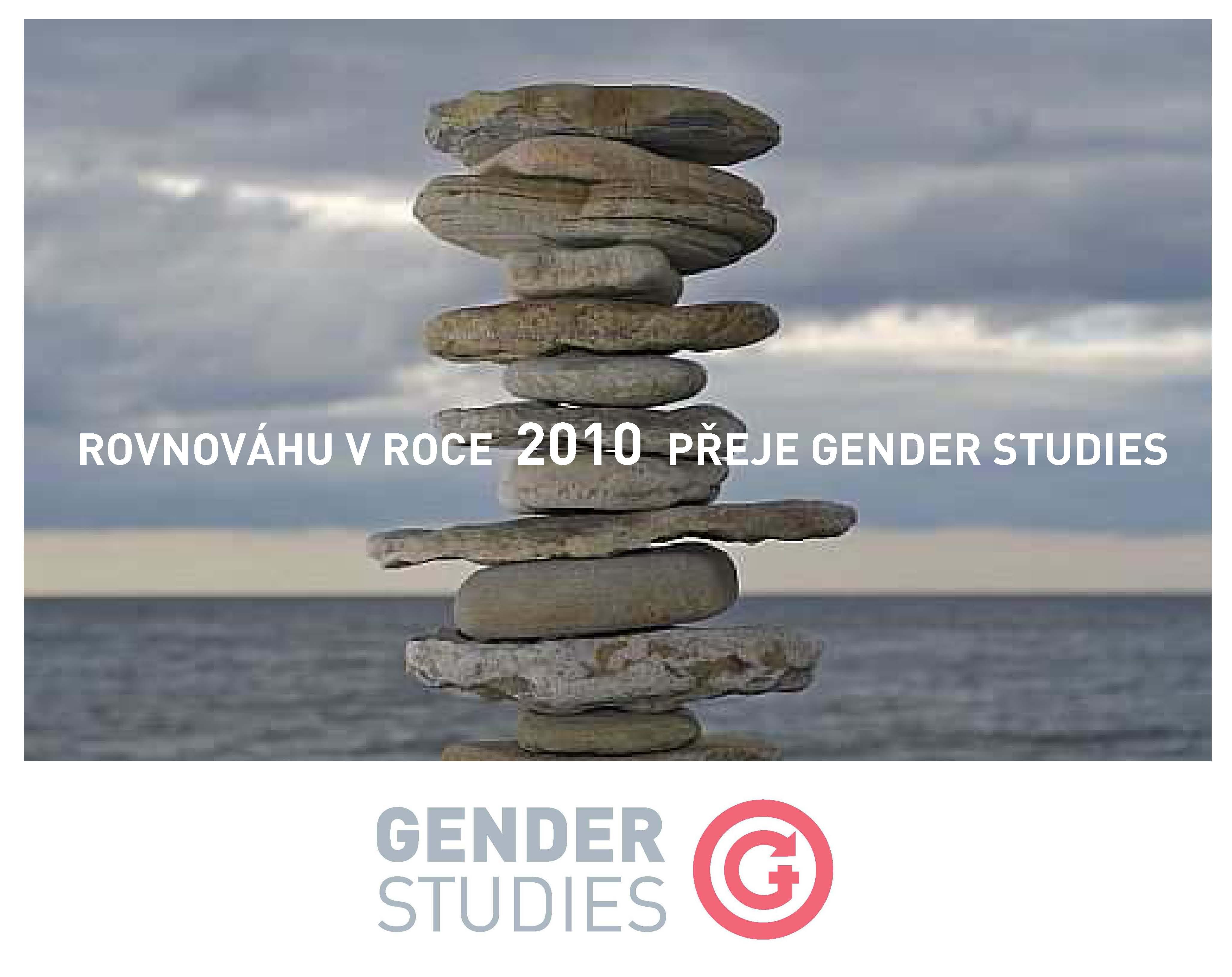 Gender Studies přeje šťastný a klidný rok 2010!