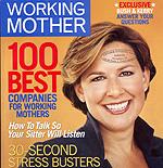 """Dvacáté páté výročí časopisu """"Working Mother"""""""