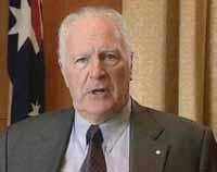 Australský guvernér odstoupil kvůli obvinění ze znásilnění