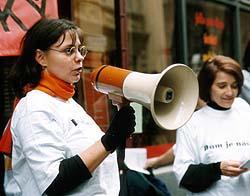 ŽENSKÝ PROTESTSONG