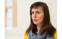S historičkou umění Michalou Frank Barnovou o feministické umělkyni Vlastě Vostřebalové Fischerové