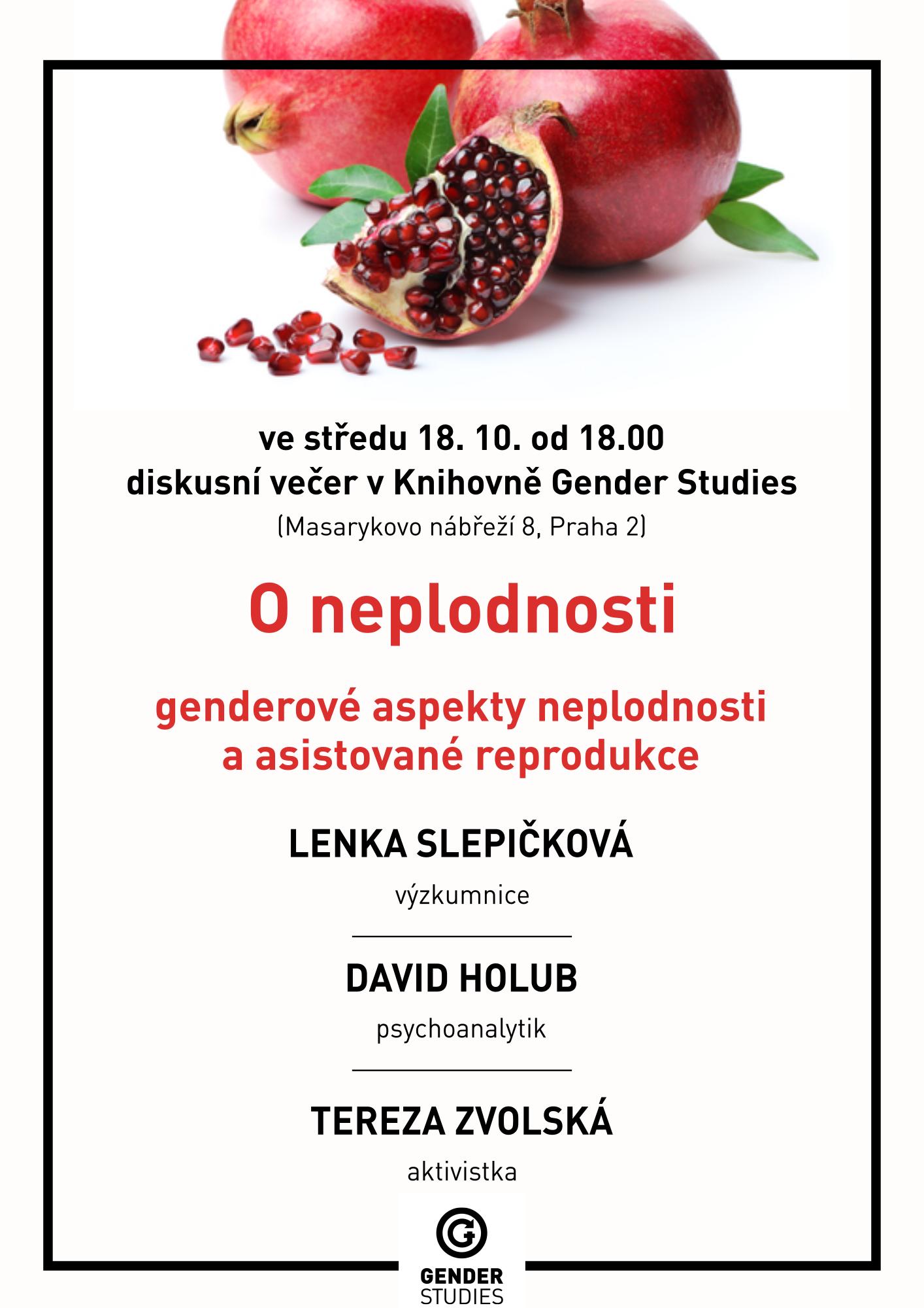 O NEPLODNOSTI: Genderové aspekty neplodnosti a asistované reprodukce