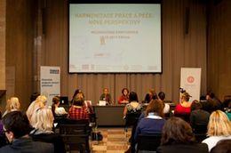 Konference Harmonizace práce a péče: nové perspektivy s vyhlášením výsledků soutěže Firma roku: Rovné příležitosti 2012