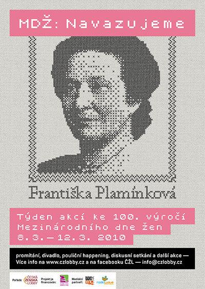 Týden akcí ke 100. výročí Mezinárodního dne žen