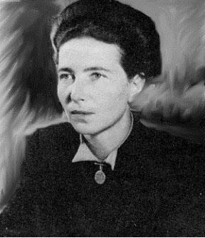 Simone de Beauvoir by 9.ledna oslavila své sté narozeniny