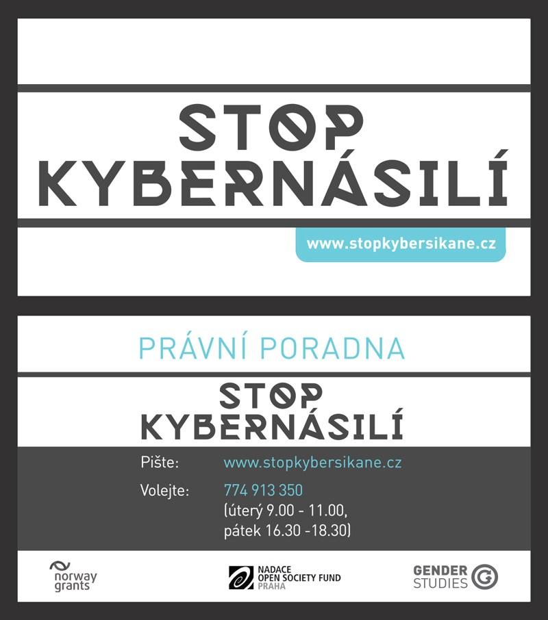 Spouštíme online právní poradnu proti násilí na internetu