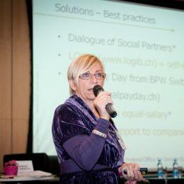 S Véronique Goy Veenhuys o tom, jak firmám udělovat certifikaci za rovné odměňování