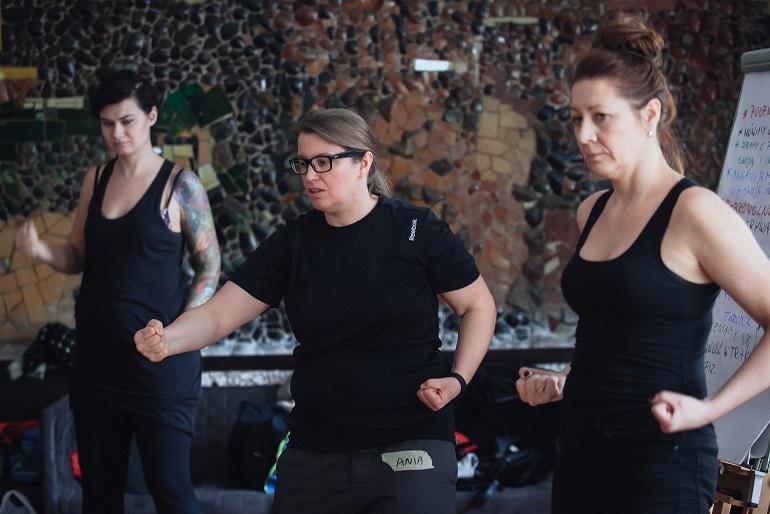 Feministická sebeobrana WenDo dobývá Polsko