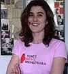 """""""Obrovská práce na prosazení parity ve Francii spočívala  na občanské společnosti,"""" říká Muriel Rouyer"""