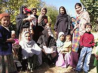 Afgánským ženám pomohou Létající koberce pro štěstí