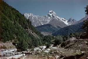 Kavkaz hory