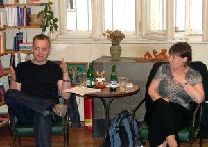 -Miroslav Mareš a Anna Šabatová/Foto Jiří Salik Sláma-