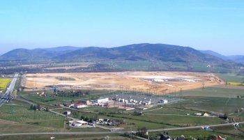 -Foto www.vojkovice.eu: Průmyslová zóna Nošovice - Hyundai-