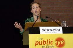 - Noreena Hertz (foto: EVB) -