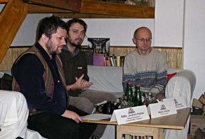 -Foto Amthor: Tisková konference sdružení Arnika-