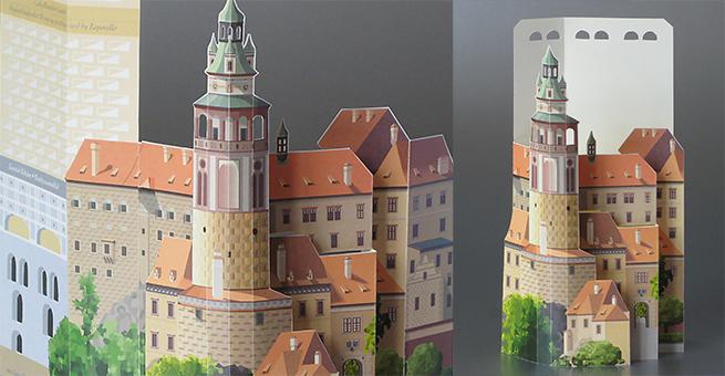 zámek Krumlov