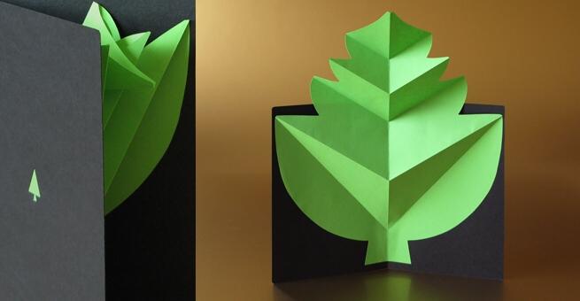 3D přání strom