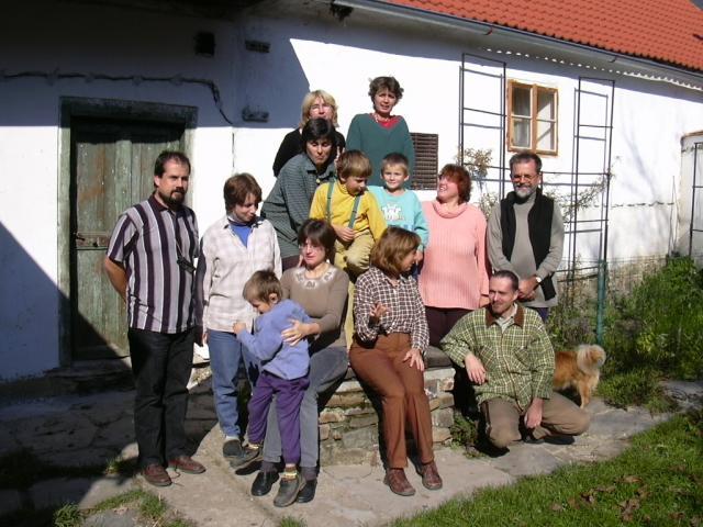 Pracovníci a přátelé Rosa, o.p.s.