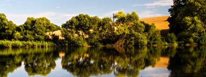 rybník Foto: Martin Pilát Flickr