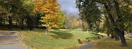 Park Brno-Husovice Foto: Ben Skála, Benfoto Wikimedia Commons