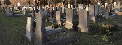 Hřbitov v Horním Růžodolu v Liberci Foto: MartinVeselka Wikimedia Commons