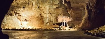 Jeskyně Výpustek Foto: Doronenko Wikimedia Commons