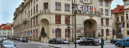 Pražský magistrát Foto: VitVit Wikimedia Commons