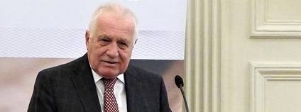 Václav Klaus Foto: Elekes Andor Wikimedia Commons