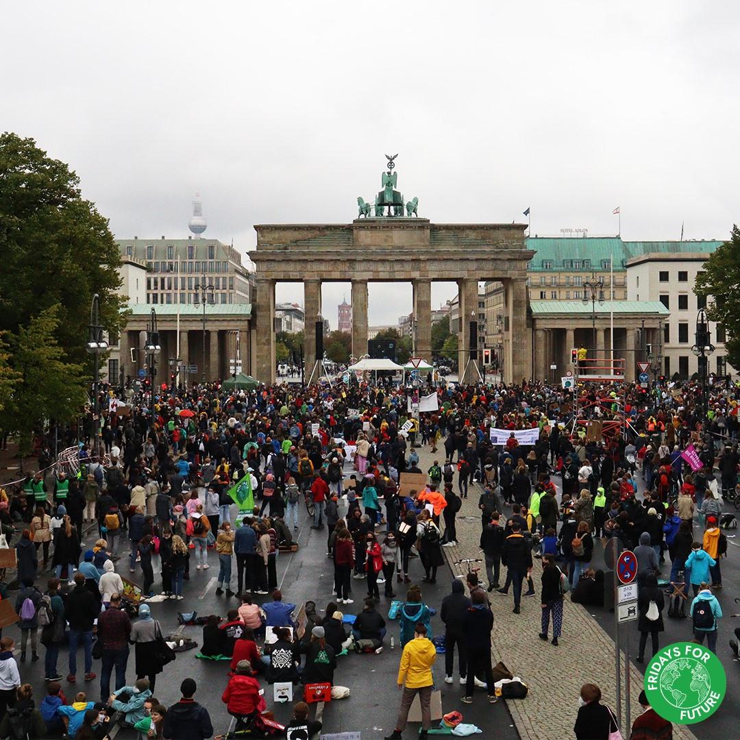 V Německu za ochranu klimatu manifestovaly tisíce lidí