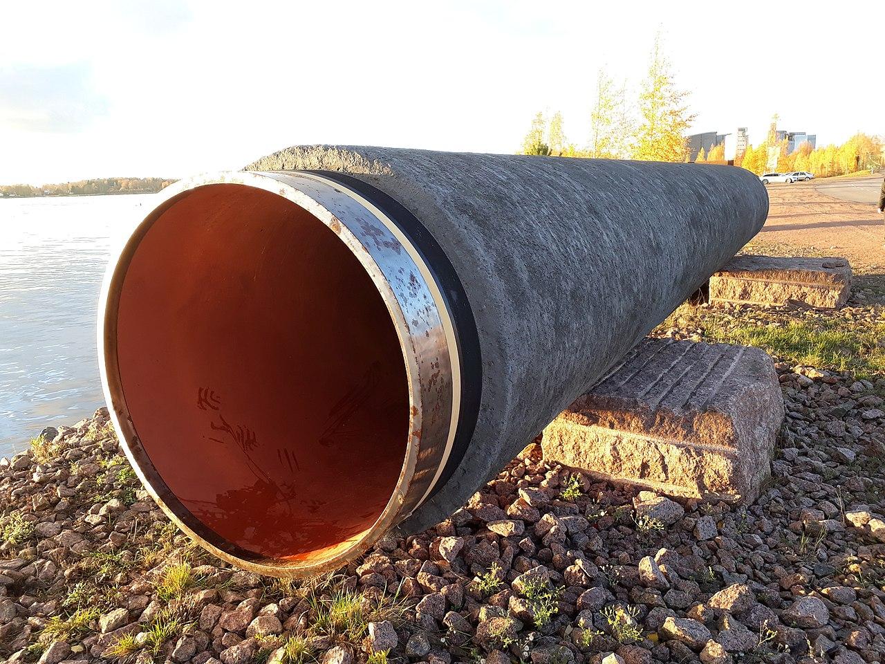 Gazprom varuje před rizikem zrušení plynovodu Nord Stream 2