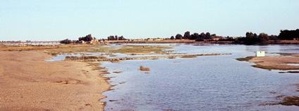 Eufrat Foto: Haubi|Gerhard Haubold Wikimedia Commons