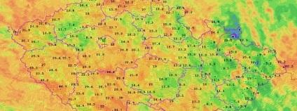 Foto: Český hydrometeorologický ústav