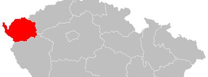 Karlovarský kraj Foto: Hustoles Wikimedia Commons
