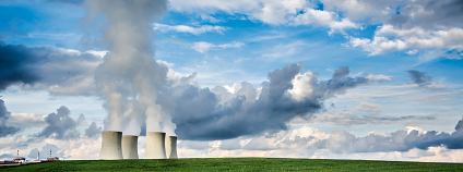 jaderná elektrárna Temelín Foto: Jakub Soucek Flickr