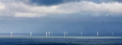 Větrná farma Foto: Steffen Schobel Flickr