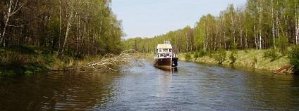 Hotový úsek DOL v Kędzierzyn-Koźle v Polsku Foto: Plavba a vodní cesty