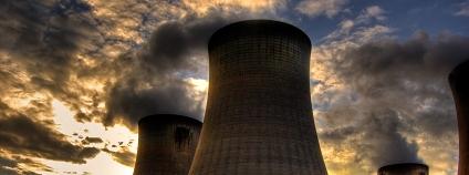tepelná elektrárna Drax Foto: Jonathan Brennan Flickr