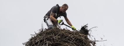 foto:  Bohumil Mášek / DESOP - Záchranná stanice živočichů