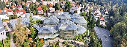Botanická zahrada Liberec Foto: Visit Liberec Flickr