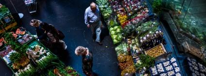 supermarket Foto: Franz Jachim Flickr