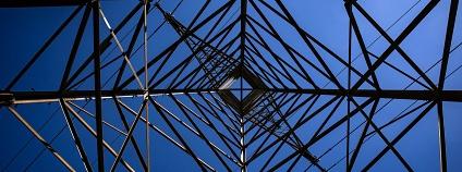 elektrické vedení Foto: David Prasad Flickr