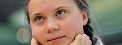 Greta Thunberg Foto: appaIoosa