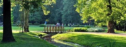Park Lužánky v Brně Foto: Millenium187 Wikimedia Commons