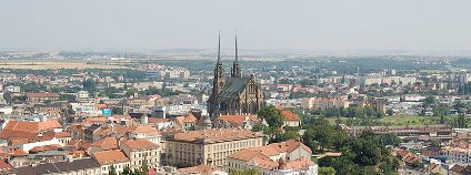Brno Foto: User:Noebu Wikimedia Commons