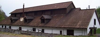 Hamr v Dobřívě Foto: Draceane Wikimedia Commons