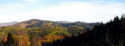 Doupovské hory Foto: Lubor Ferenc Wikimedia Commons