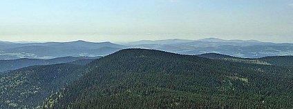Národní park Bavorský les Foto: Hans-Dieter Teschner Wikimedia Commons