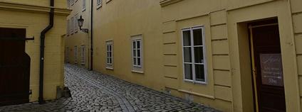 Řásnovka na pražském Starém Městě Foto: Richard Mortel Flickr.com